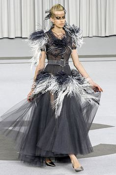 Chanel S/S 2007 Couture