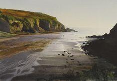Bob Rudd, Nolton Haven, Pembrokeshire Landscape Art, Landscape Paintings, Landscapes, St Davids Cathedral, Windmill Hill, Sydney Gardens, Cornwall Beaches, Black Castle, Great Works Of Art