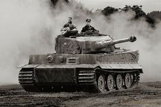 Tiger tank, the definition of a war machine.