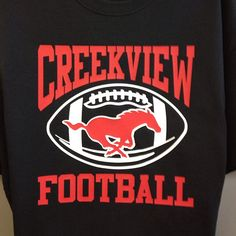 T-Shirts for Creekview High School -