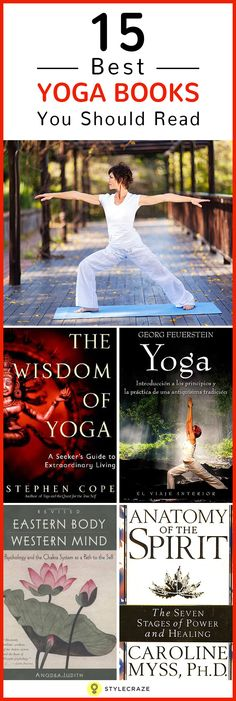 Now that we know what yoga is, how it helps us and what people aim to achieve from yoga, let's address some popular sources of yoga literature. #Yoga