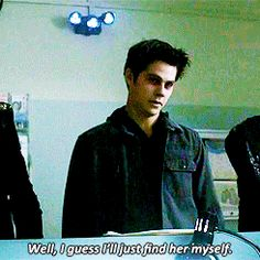 A comical Void Stiles - a rare and disturbing Stiles/Void Stiles hybrid I'm not sure I ever want to see again