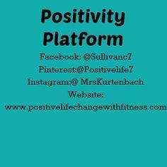 Positivity Platform