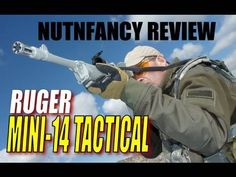 """Ruger Tactical: """"Arrival of the Underdog"""" by Nutnfancy Dead Hand, Mini 14, The Underdogs, Bunker Hill, Gun Control, 2nd Amendment, Self Defense, Colleges, Survival Gear"""