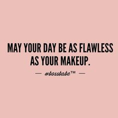 You know that feeling when you set your biggest makeup brush down and spray your setting spray and you have that fresh dewy flawless look? Yeah... Let your day be like that sht. Take the FREE 3-day #BossBabe starter course by clicking the link in our profile!!