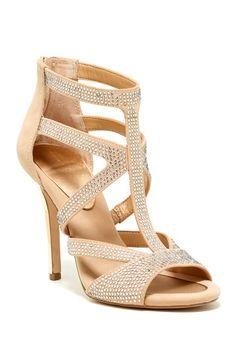 9c3de2fa1ed Romeo Embellished Sandal by BCBGeneration on @HauteLook Sko Sandaler, Flade  Sko, Søde Sko