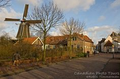 windmill De Fortuin in Hattem just south of Zwolle