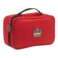 Ergodyne Arsenal 5875 Clamshell Organizer Color  Red Bolsos 7fcb68e374730