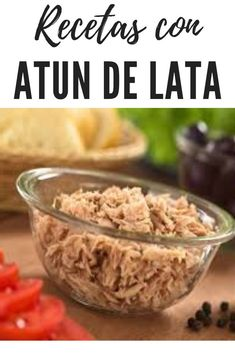 12 Recipes with canned tuna - Lila& cuisine - If a can of tuna is never missing from your pantry, you cannot miss the opportunity to see all thes - Healthy Eating Recipes, Healthy Meal Prep, Easy Healthy Dinners, Healthy Snacks, Healthy Chicken Recipes, Mexican Food Recipes, Broccoli Soup Recipes, Empanadas, Easy Family Dinners