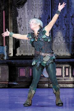 Cathy Rigby winds up her long career at 'Peter Pan' at Proctors