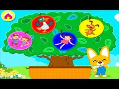 "[HD] 뽀로로 영어놀이 알파벳 Alphabet ""D"" with Pororo game 宝露露,Popolo, Пороро, ポロロ,..."