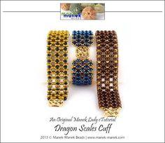 (5) Name: 'Jewelry : Dragon Scales Cuff