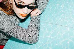 Louis Pretty Sunglasses Editorial