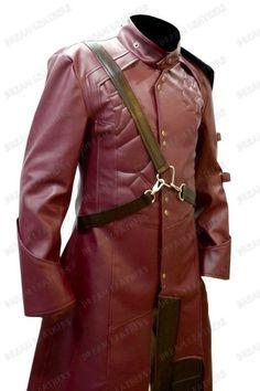 d811ff9011b Guardians of the Galaxy Star Lord Trench Coat Chris Pratt Jacket Costume