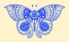 New Tattoo Mandala Butterfly Drawings Ideas Butterfly Eyes, Butterfly Drawing, Butterfly Mandala Tattoo, Butterflies, Body Art Tattoos, Tattoo Drawings, New Tattoos, Tatoos, Illustration Papillon
