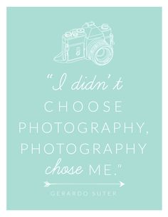 Photography chose me | Photoshop templates for photographers by Birdesign