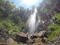 Cachoeira Itambé Cássia dos Coqueiros - São Paulo - Brasil