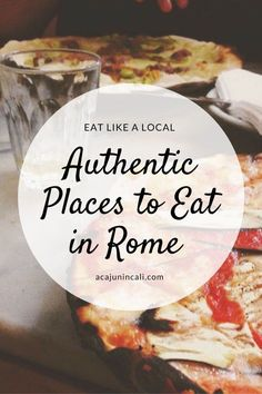 Best restaurants in Rome | Restaurants in Rome Italy | Restaurants in Rome | Places to eat in Rome | Eating in Rome | Top restaurants in Rome | What to eat in Rome | Good restaurants in Rome | Places to eat in Rome | Great restaurants in Rome | Rome food guide