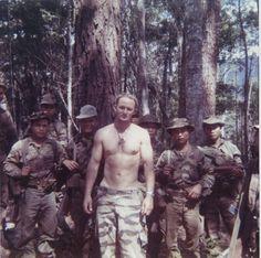 5th SFG - Green Berets - CIDG - Special Operations ~ Vietnam War