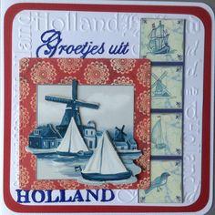 Groetjes uit Holland #8 naar Canada