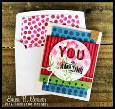 Pink Buckaroo Designs: Stamp Club April