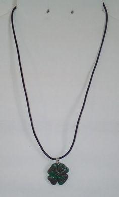 (234)2+++ 4 Kids, Hacks, Pendant Necklace, Jewelry, Fashion, Four Leaf Clover, Neck Chain, Moda, Jewlery