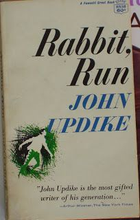 Books and Quilts: Rabbit, Run by John Updike