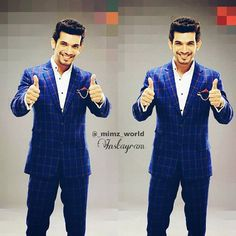 Its a crime!!! Being so cute & having a million dollar smile is a crime why don't you get it? @arjunbijlani !!  #arjunbijlani #ritik #naagin