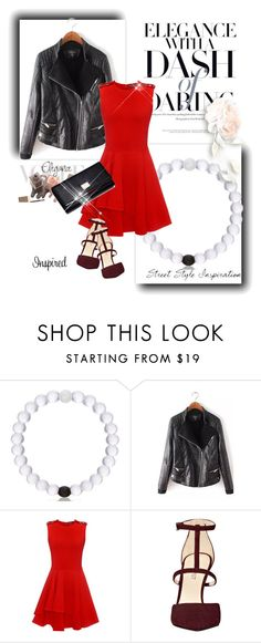 """""""Untitled #5885"""" by junglequeen84 ❤ liked on Polyvore featuring Alexander McQueen, Nine West and NuCèlle"""