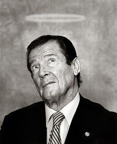 Sir Roger Moore KBE, was an English actor. He was perhaps best known for playing British secret agent James Bond in the official film series for seven films between 1973 and 1985, and Simon Templar in The Saint from 1962 to 1969. Wikipediaore