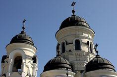 Moldova - Capriana monastery.