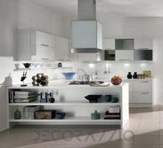 #kitchen #design #interior #furniture #furnishings  комплект в кухню Aran Cucine Mia, A51