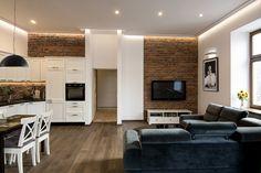 cegłą w łazience - Szukaj w Google Interior Inspiration, Kitchen, Interiors, Google, Cooking, Kitchens, Decoration Home, Cuisine, Decor