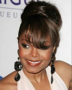 weave updo hairstyles : Black Updo Hairstyles 2014 With Weave ~ http://wowhairstyle.com ...