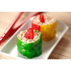Candy Sushi Rolls ❤ liked on Polyvore featuring pictures