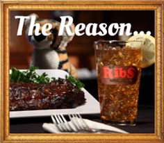 TJ Ribs- It's the Reason for Ribs!