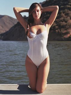 American Apparel - The Underwire Swimsuit