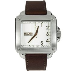 Moschino Cheap and Chic Unit Square Watch MW0274
