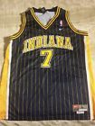 For Sale - Indiana Pacers Jermaine O'Neal Swingman Reebok stitched pinstripe Jersey L Large - See More At http://sprtz.us/PacersEBay