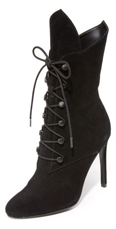 KENDALL + KYLIE Maya Lace Up Booties | SHOPBOP