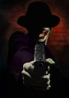 The Joker by Filip-Hammer