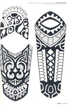 new maori tattoo - Buscar con Google