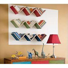shelves (easy DIY)
