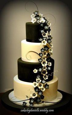 Una torta diferente