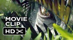 Jurassic World Movie Clip - Nightmares (2015) - Chris Pratt Movie HD
