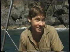 Crocodile Hunter - Sharks Outside The Cage ! (Part 1)