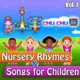 awesome FOLK - Album - $7.99 -  ChuChuTV Nursery Rhymes & Songs for Children, Vol. 1