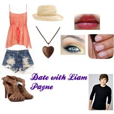 """""""Date with Liam Payne"""" by ashley-montoya on Polyvore"""