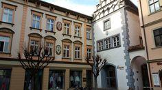 Innenstadt Naumburg