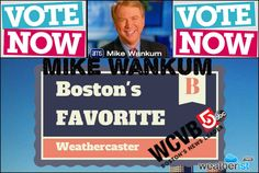 It will only take 30 seconds to vote for  @MetMikeWCVB of @WCVB Vote Daily @ http://bit.ly/bosfav